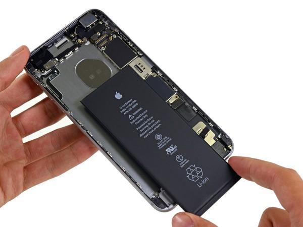 海口苹果换电池多少钱